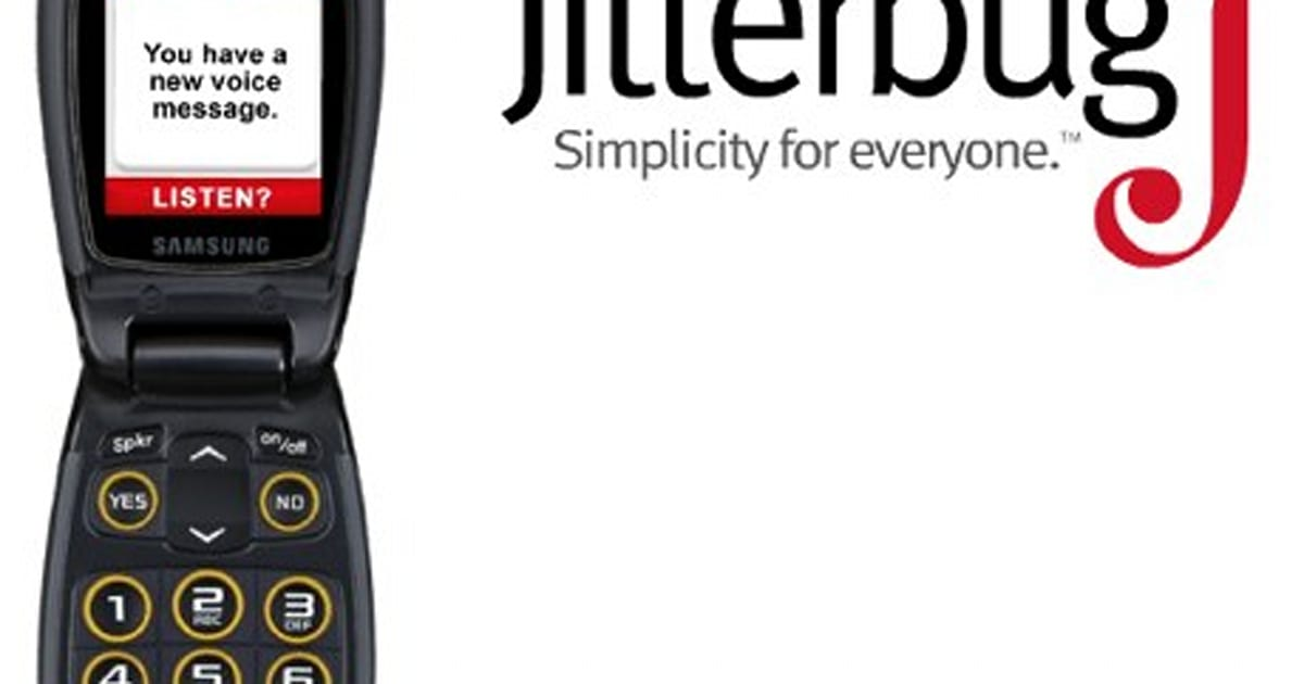 Jitterbug comes to Verizon's network, 'Can you hear me now