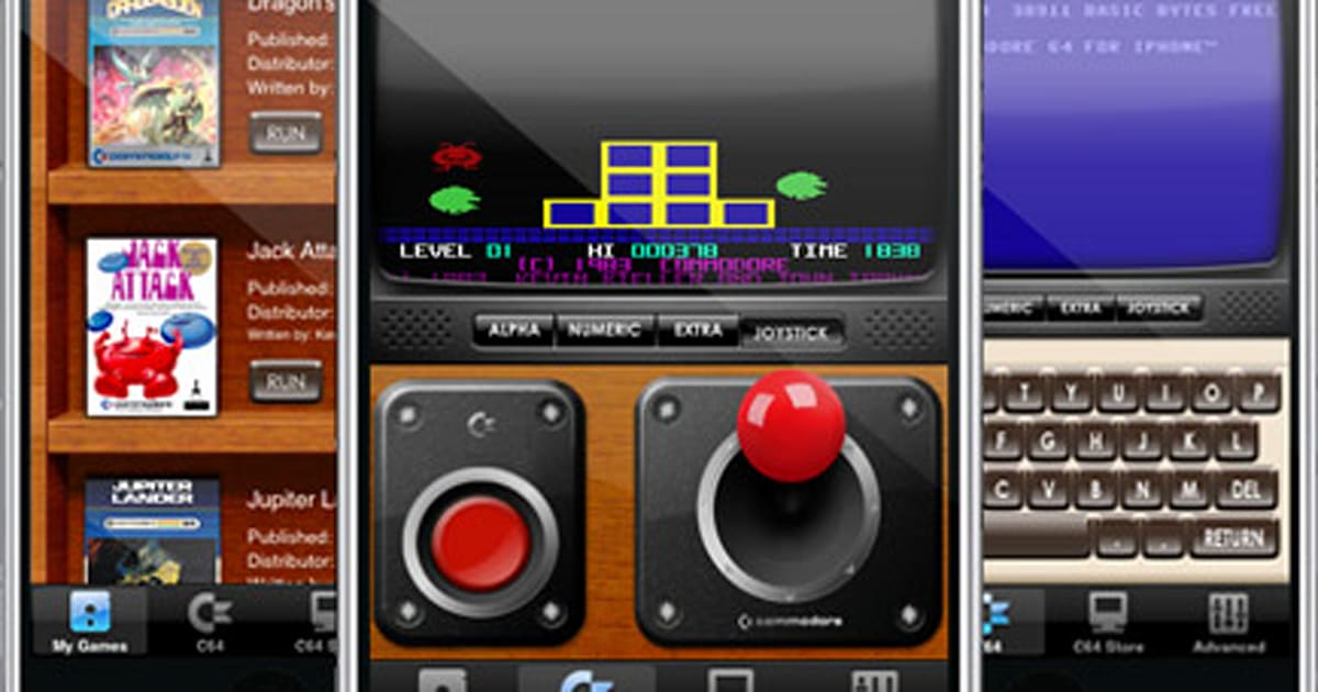 Apple approves officially-licensed Commodore 64 emulator for