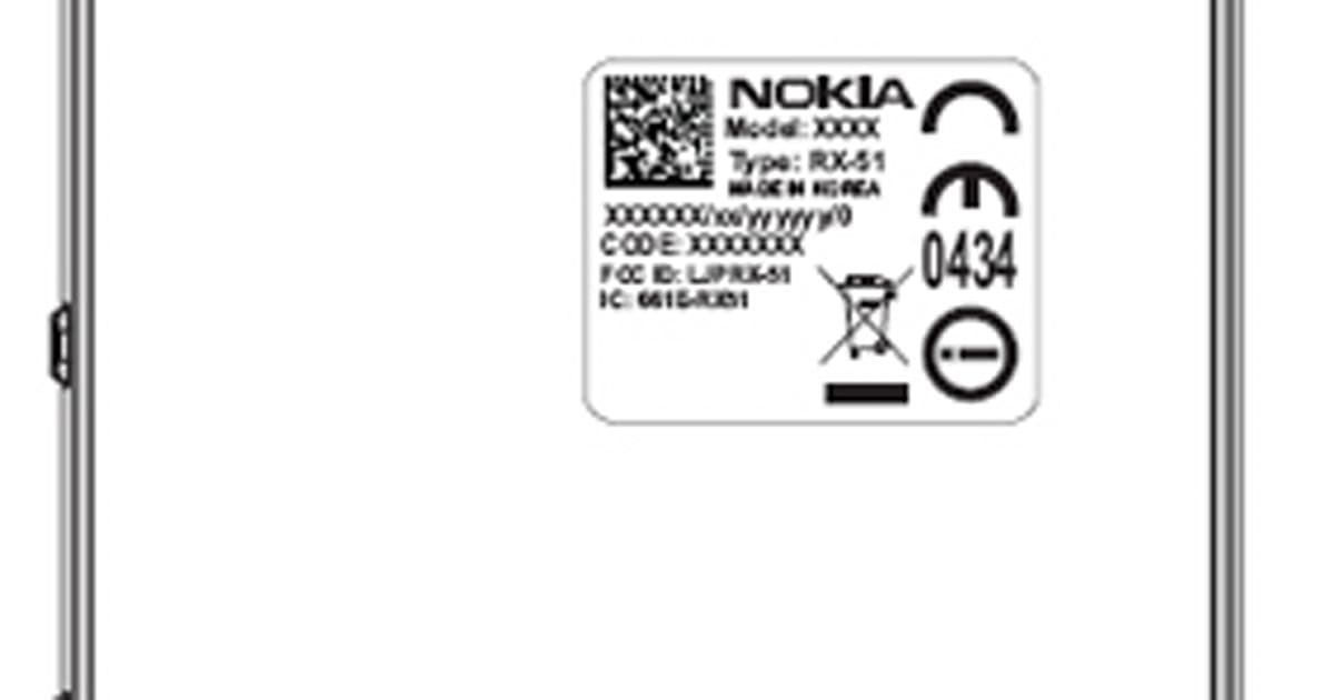 Nokia device passes FCC for T-Mobile USA, looks an awful