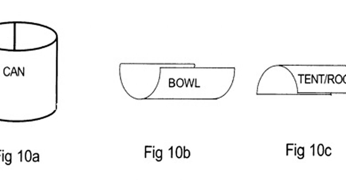 Nokia patent application points to flexible phone displays