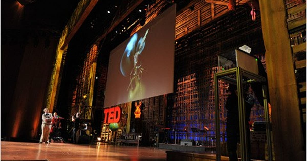 TED Talks mischief: lasers killing mosquitoes by the hundreds