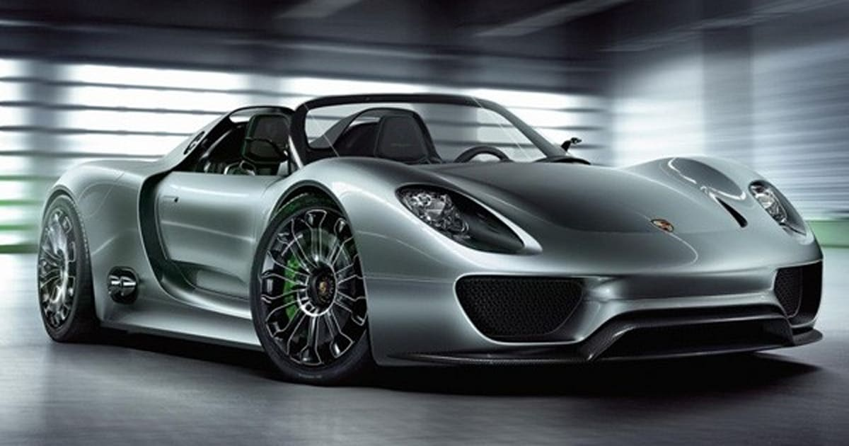 porsche 918 spyder concept is the most beautiful hybrid we 39 ve ever seen. Black Bedroom Furniture Sets. Home Design Ideas