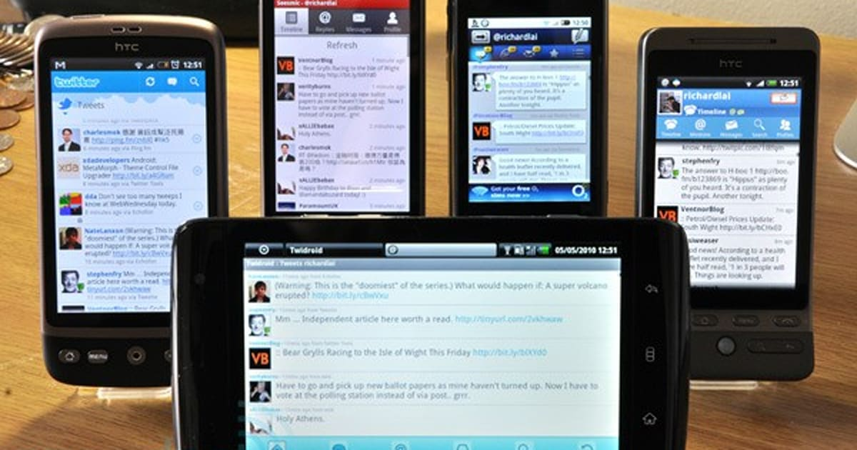 3fd8d990775 Twitter for Android  the best apps reviewed