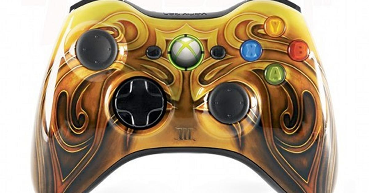 Fable III's Special Edition Xbox 360 Controller, Morally