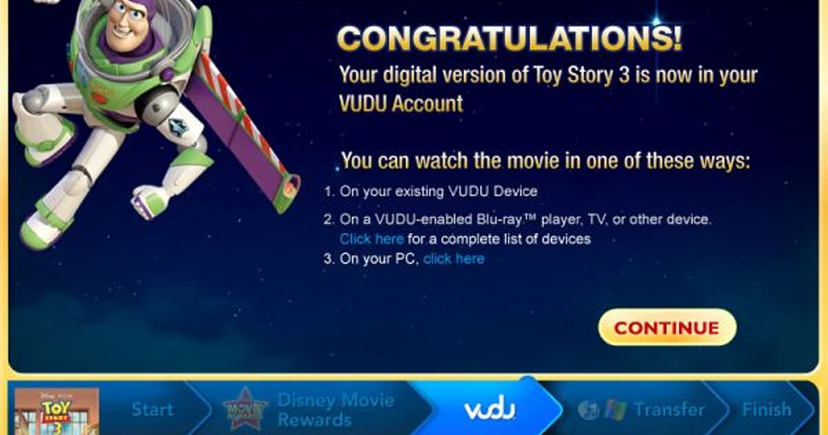 VUDU, Walmart and Disney join forces, add a free streaming