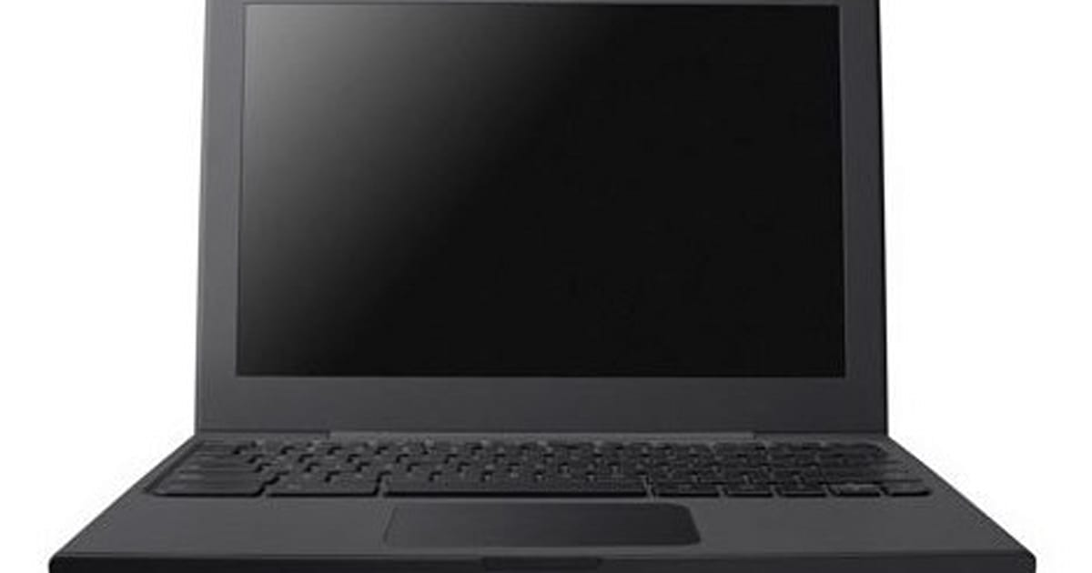 Google unveils Cr-48, the first Chrome OS laptop