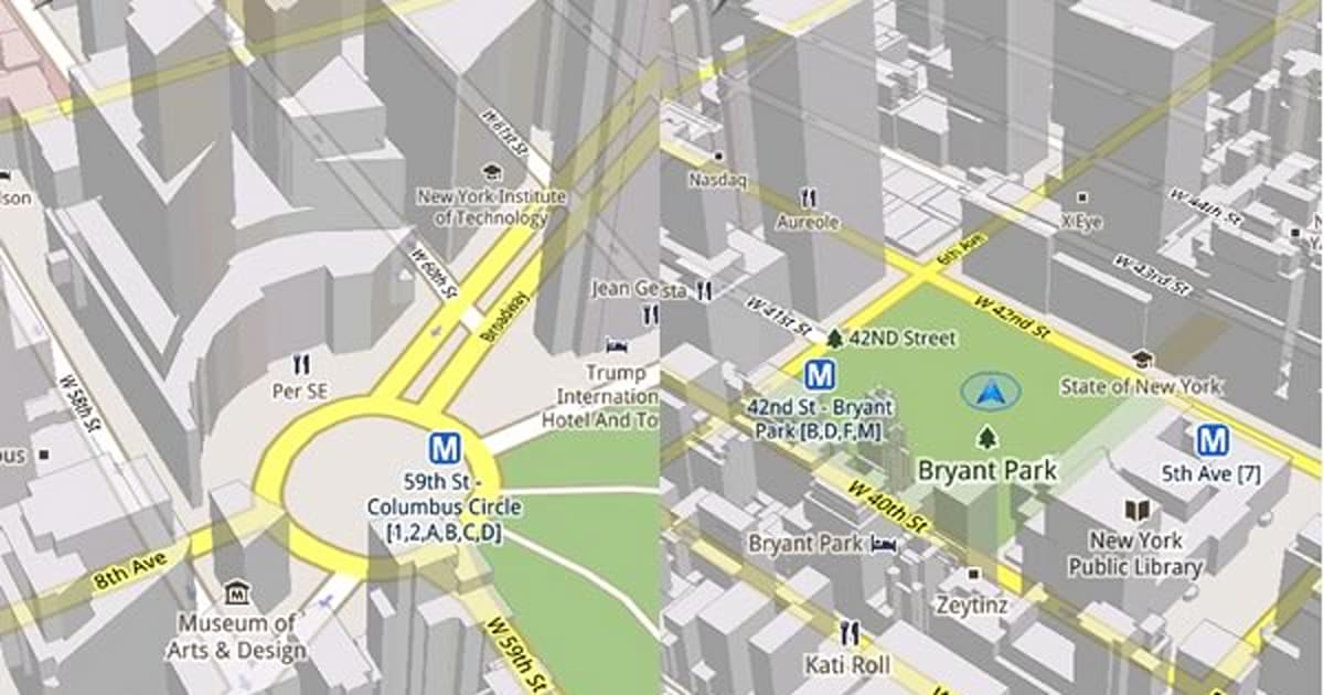 Google Maps 5.0 hits Android, includes new 3D map view and ... on google maps sc, google maps tn, google maps il, google maps mt, google maps sl, google maps ap, google maps ad, google maps nd, google maps de, google maps el, google maps dot, google maps ge, google maps ms, google maps bd, google maps va, google maps ag, google maps dc, google maps nm, google maps la, google maps bc,