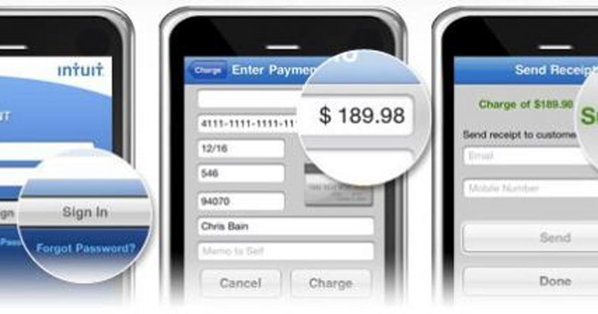 Intuit now offering GoPayment service without fees through