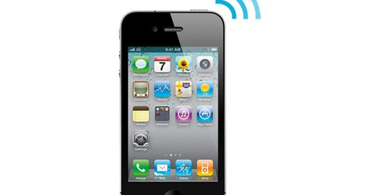 iphone 4 to get at t mobile hotspot capabilities on february 13th. Black Bedroom Furniture Sets. Home Design Ideas
