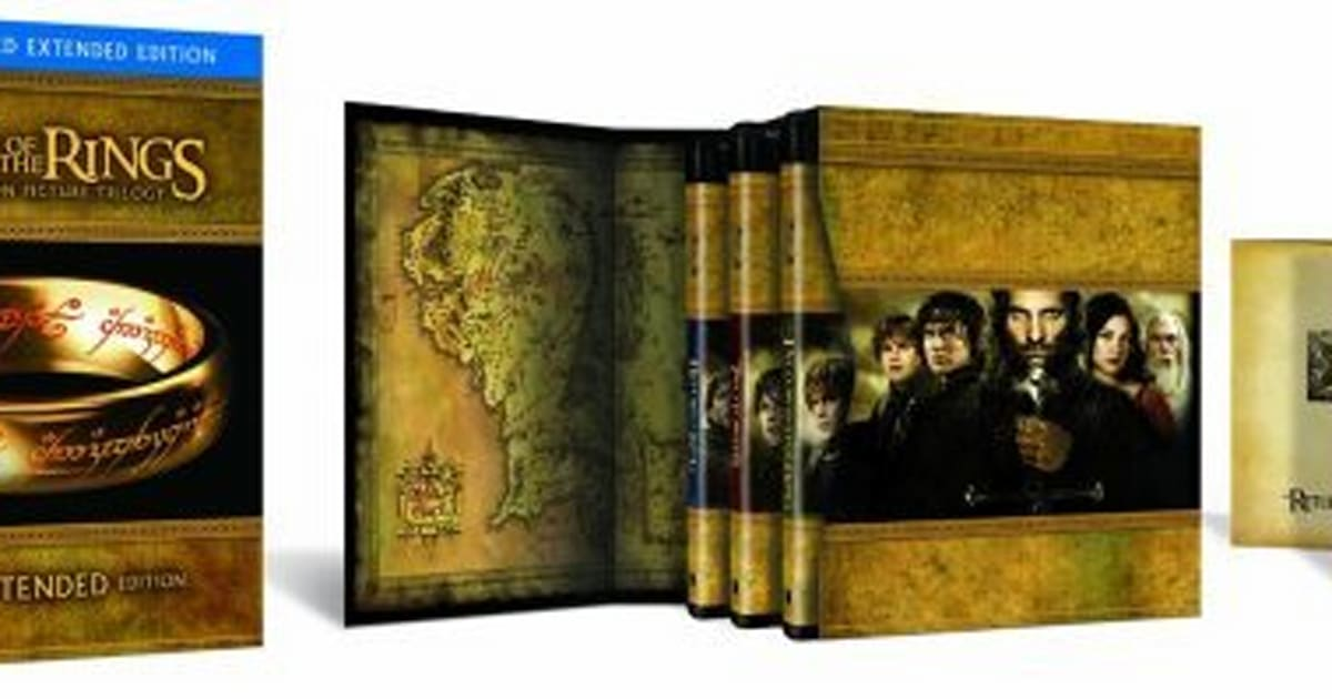 lord of the rings blu ray torrent