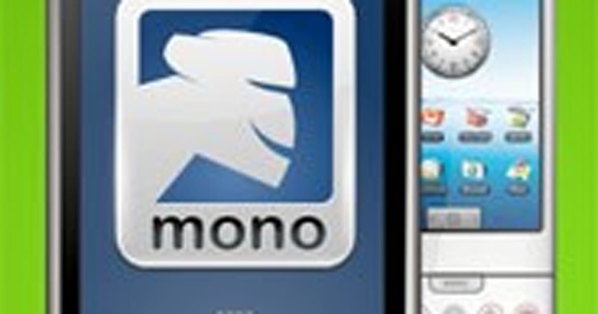 Novell's Mono tools let devs create  NET apps for Android devices