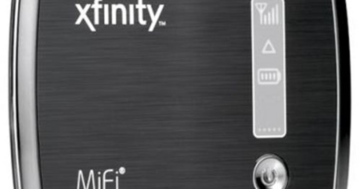 Comcast launches Xfinity 3G / 4G MiFi for $25
