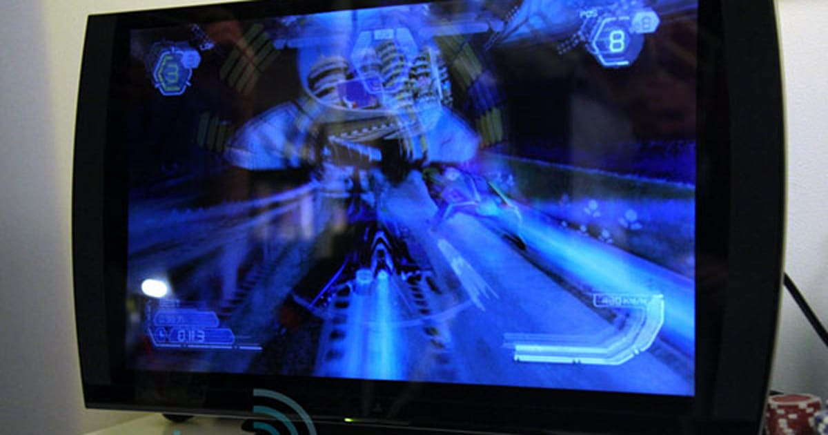 Sony's 24-inch PlayStation 3D 'dual-view' monitor: here's