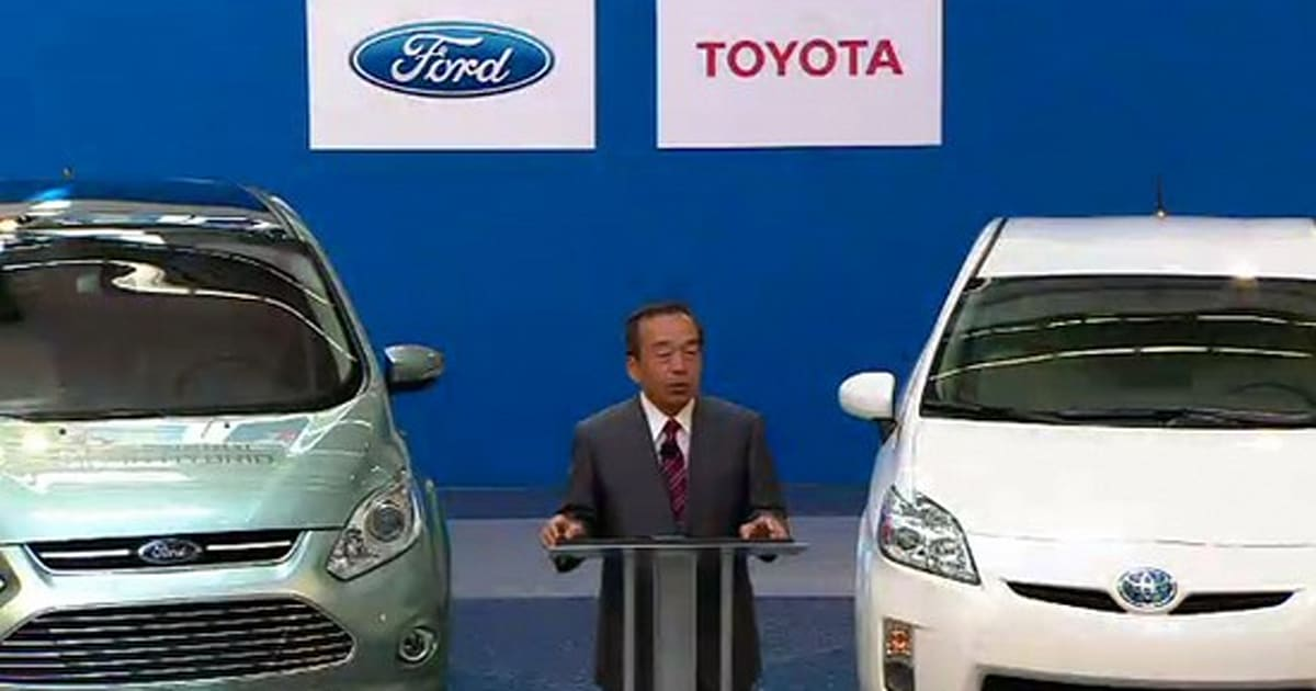 ford and toyota essay Buy exclusive toyota essay cheap order toyota essay from $1299 per page toyota industry has always existed on the slogan that says, good thinking means good products for instance, the company's rivals like gm and ford are spending sleepless nights to overtake toyota.