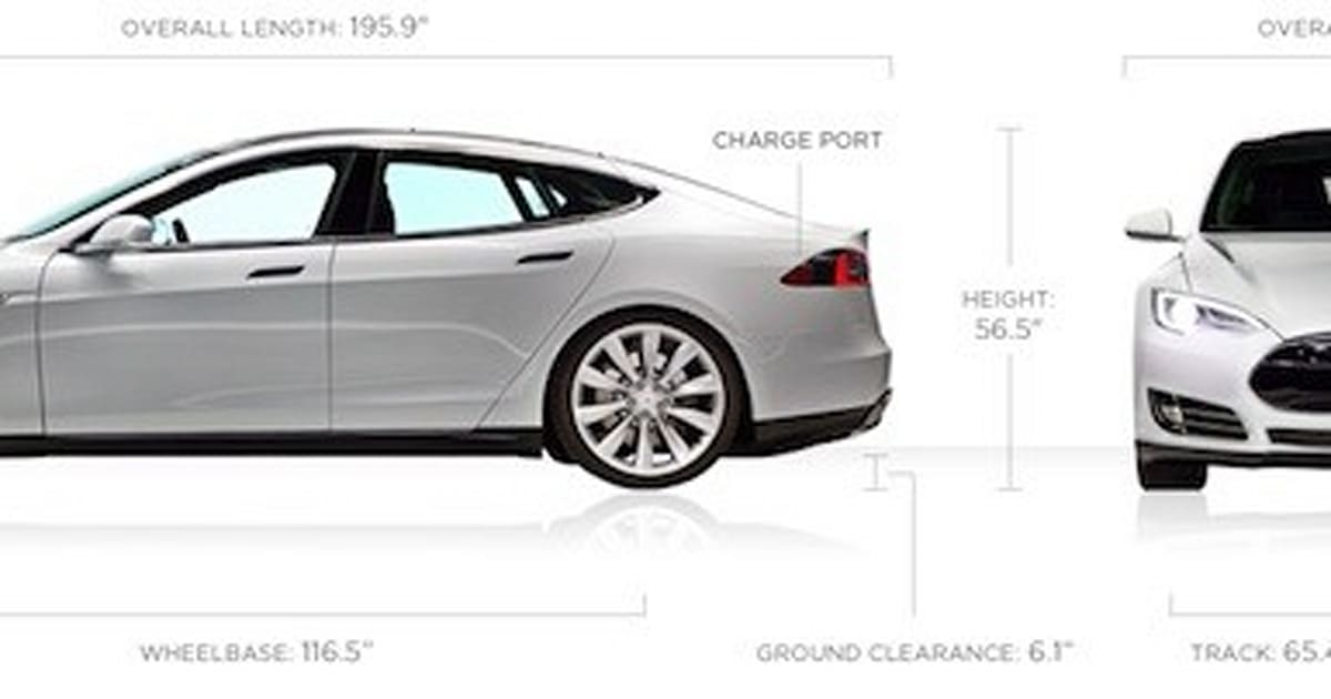 Tesla Confirms Model S Pricing And Options 49 900 Up After Tax Credits