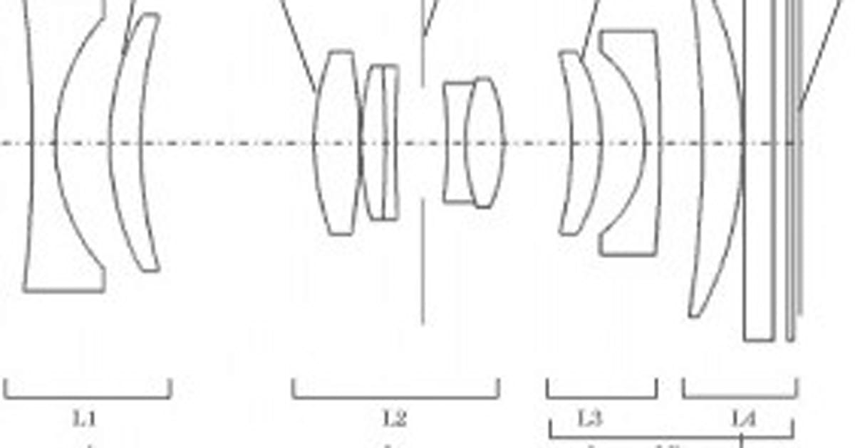 Canon lens patent suggests mirrorless camera plans, can't