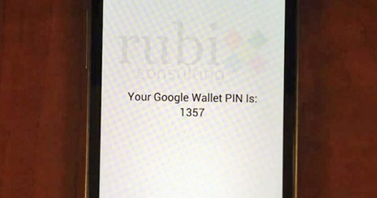 PSA: Google Wallet vulnerable to 'brute-force' PIN attacks