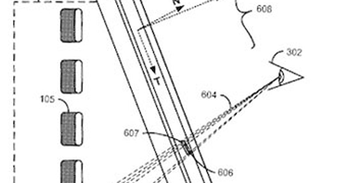 Apple files patent for interactive 3D interface, keeps