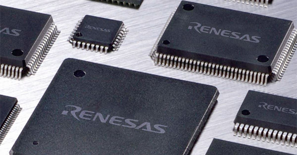 Renesas Mp5232 Soc Promises Dual Core Processing And Lte