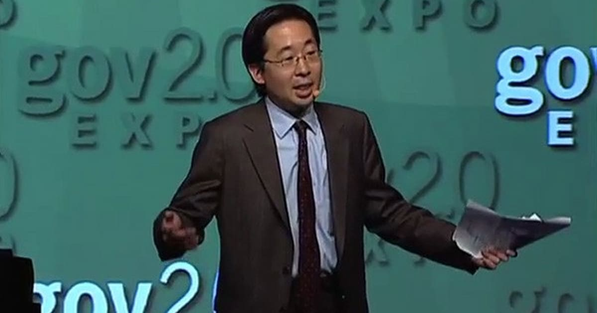 White House appoints Todd Park as new Chief Technology Officer