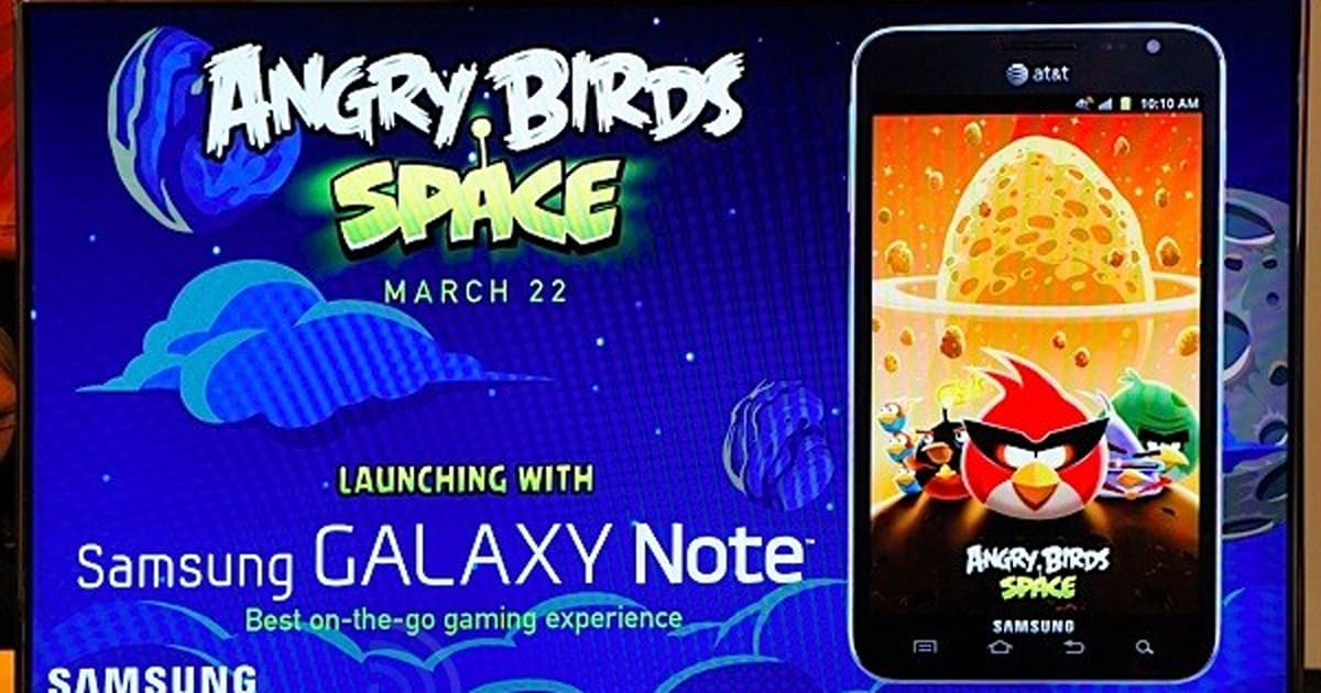 Angry Birds Vr Isle Of Pigs Arrives On Major Platforms: Angry Birds Space Now Available For Download, Pigs Will Fly
