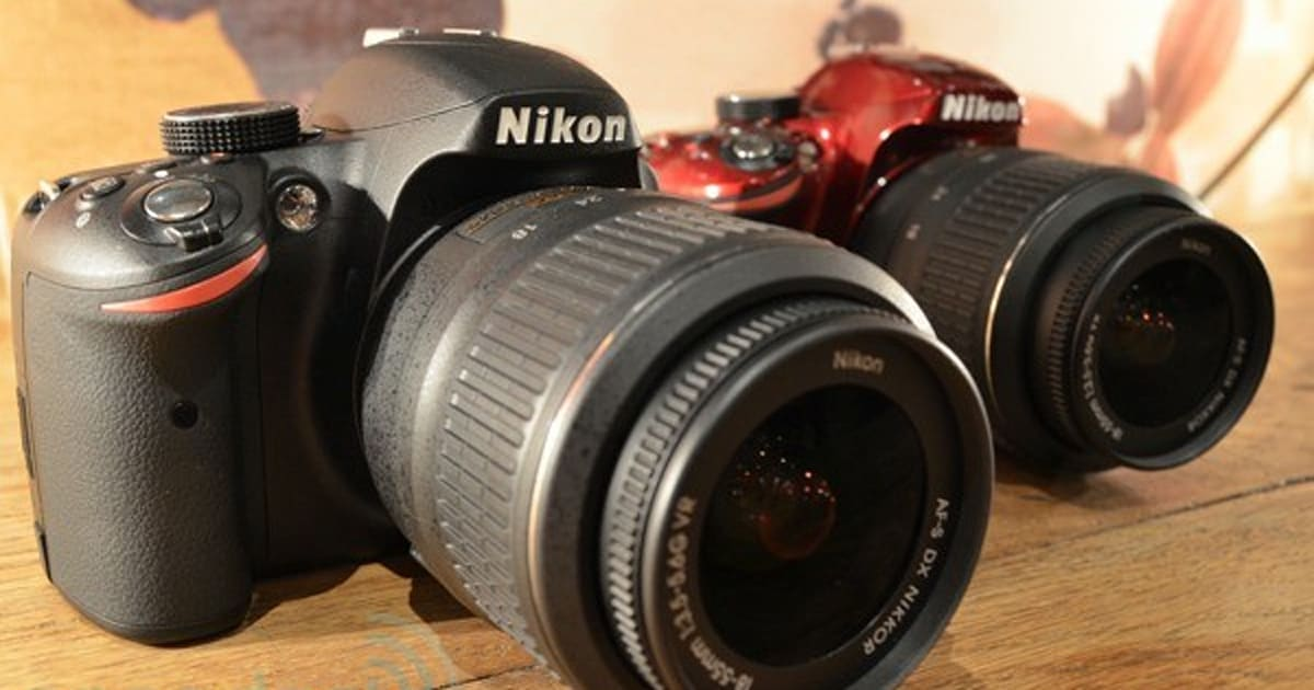 Nikon Adds D3200 To Its Dslr Range We Go Hands On Video
