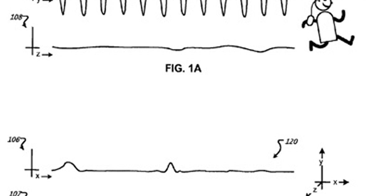 Google patent application keeps track of your moves to