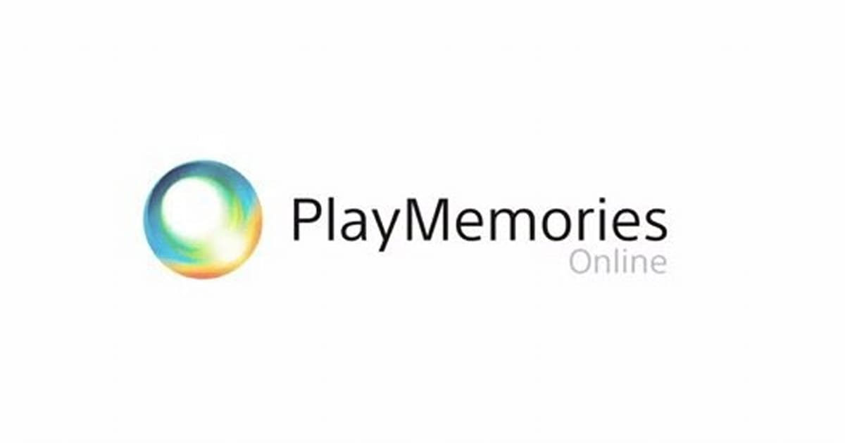 Sony to launch PlayMemories Online: 5GB cloud photo