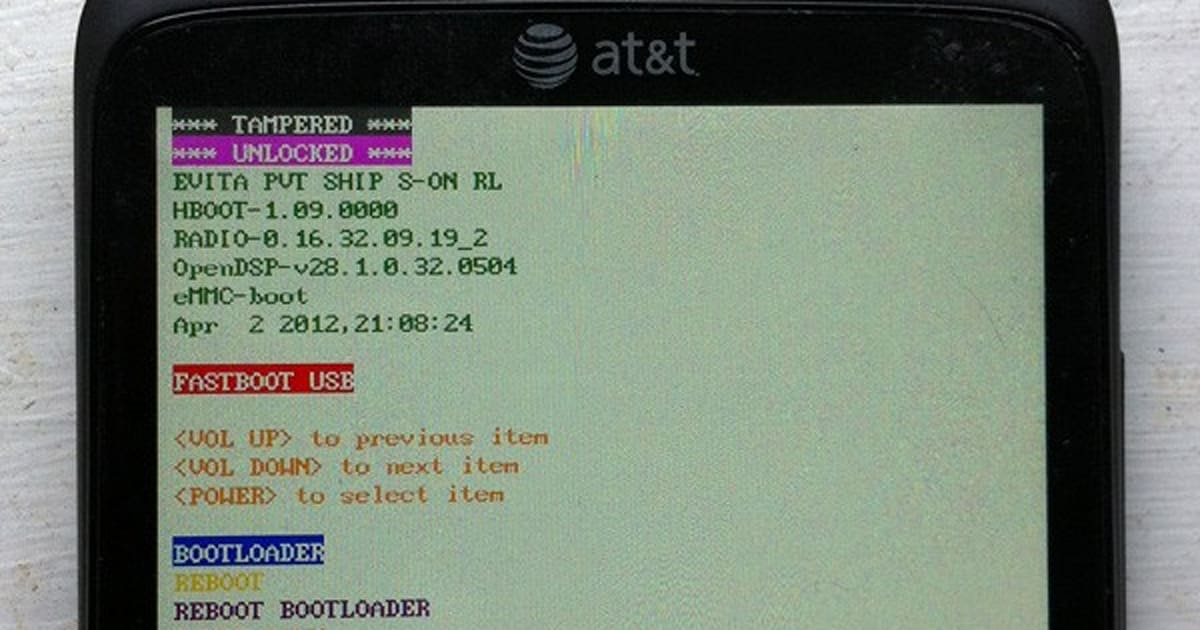 HTC One X for AT&T gets unofficial bootloader unlock