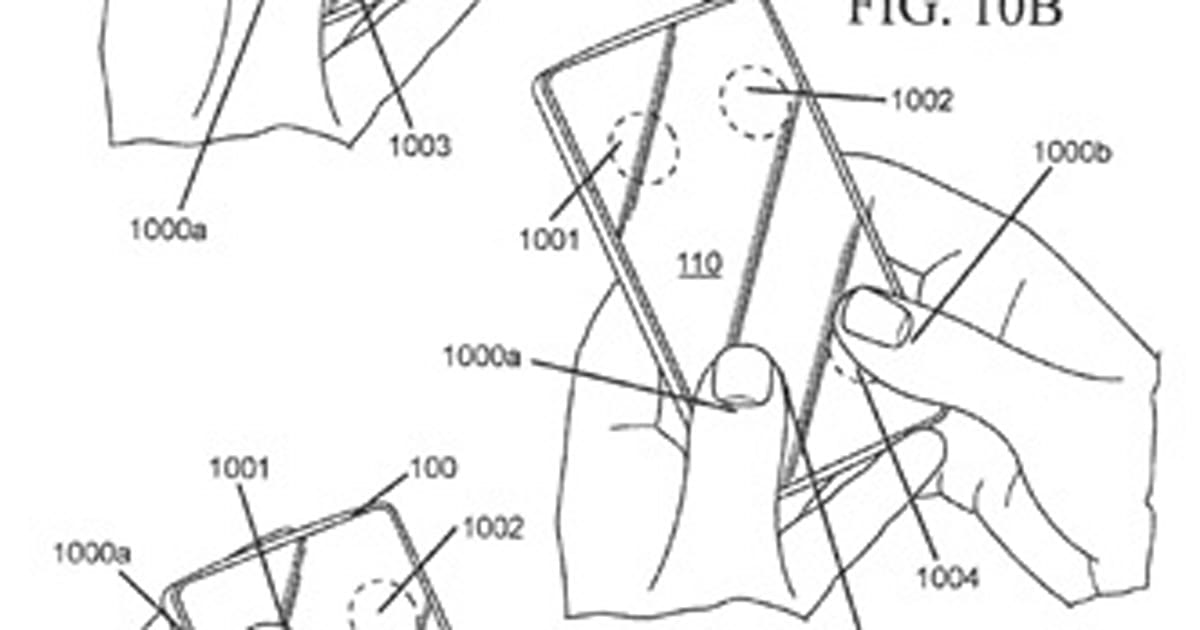 RIM patent application puts pressure on sensitive