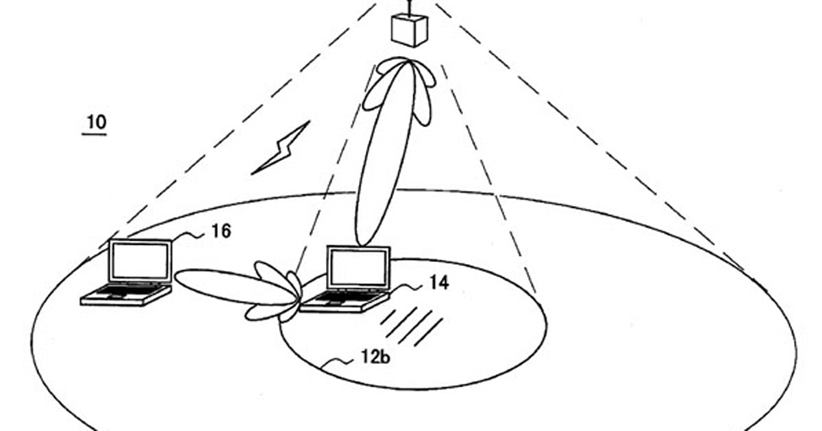 Sony applies for wireless power patent, wants to daisy