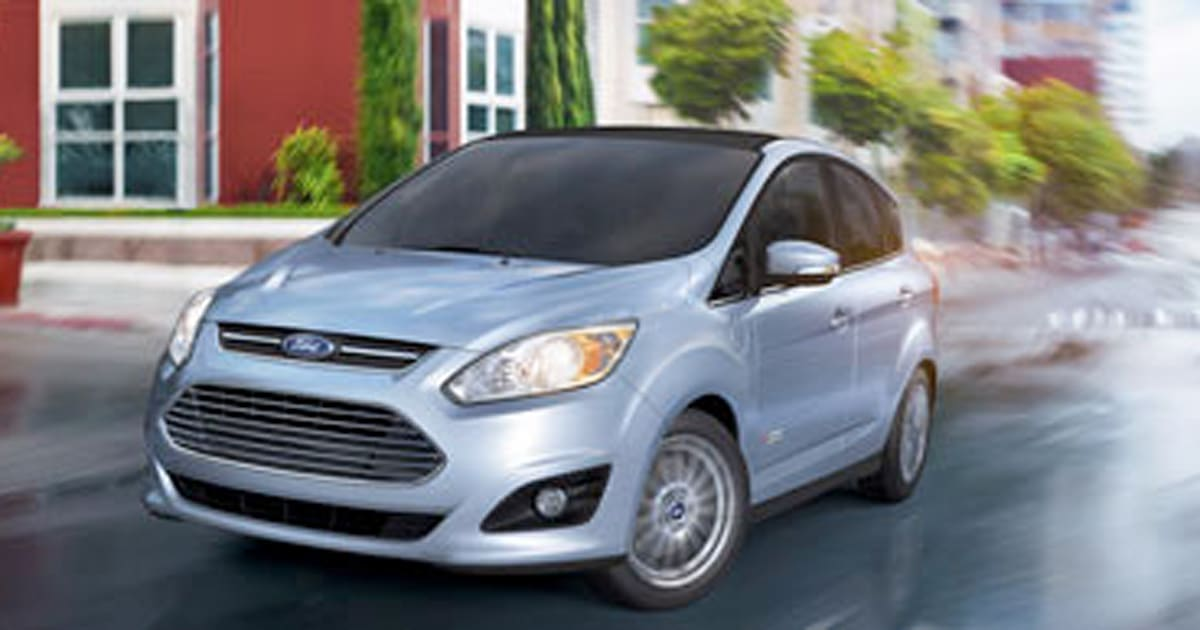 Ford C Max Energi Pricing 29 995 After A Federal Tax Credit Available This Fall