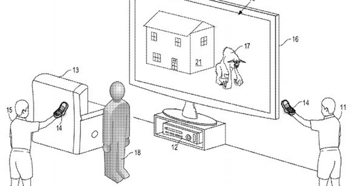 Microsoft patent applications take Kinect into mobile