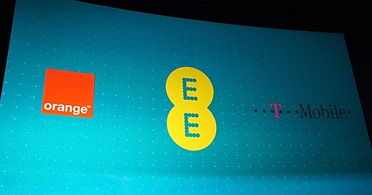 Everything Everywhere announces the UK's first major LTE service, EE: combines Orange and T ...
