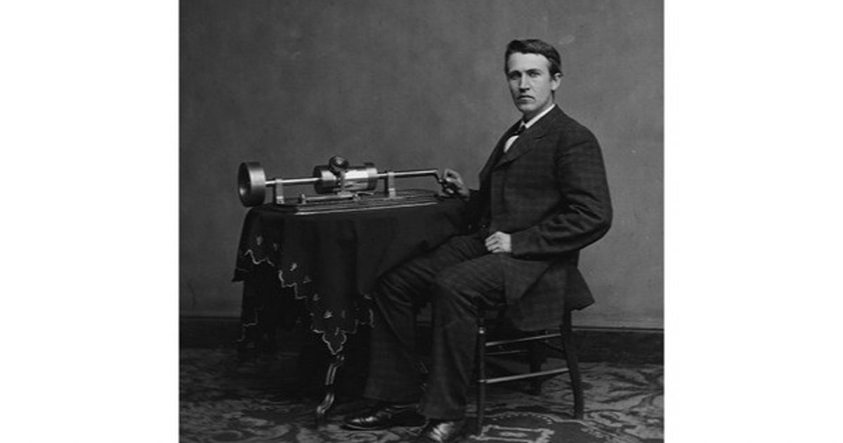 Auto-tune this! Research team restores 134 year-old audio ...