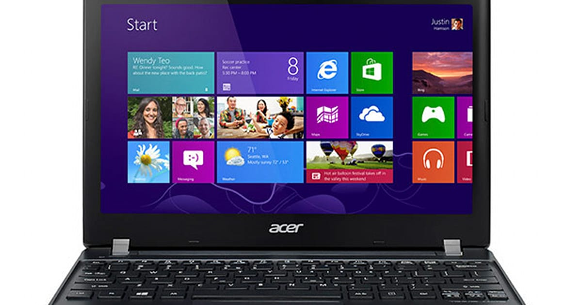 Acer Unveils Travelmate B113 Ultraportable With Student