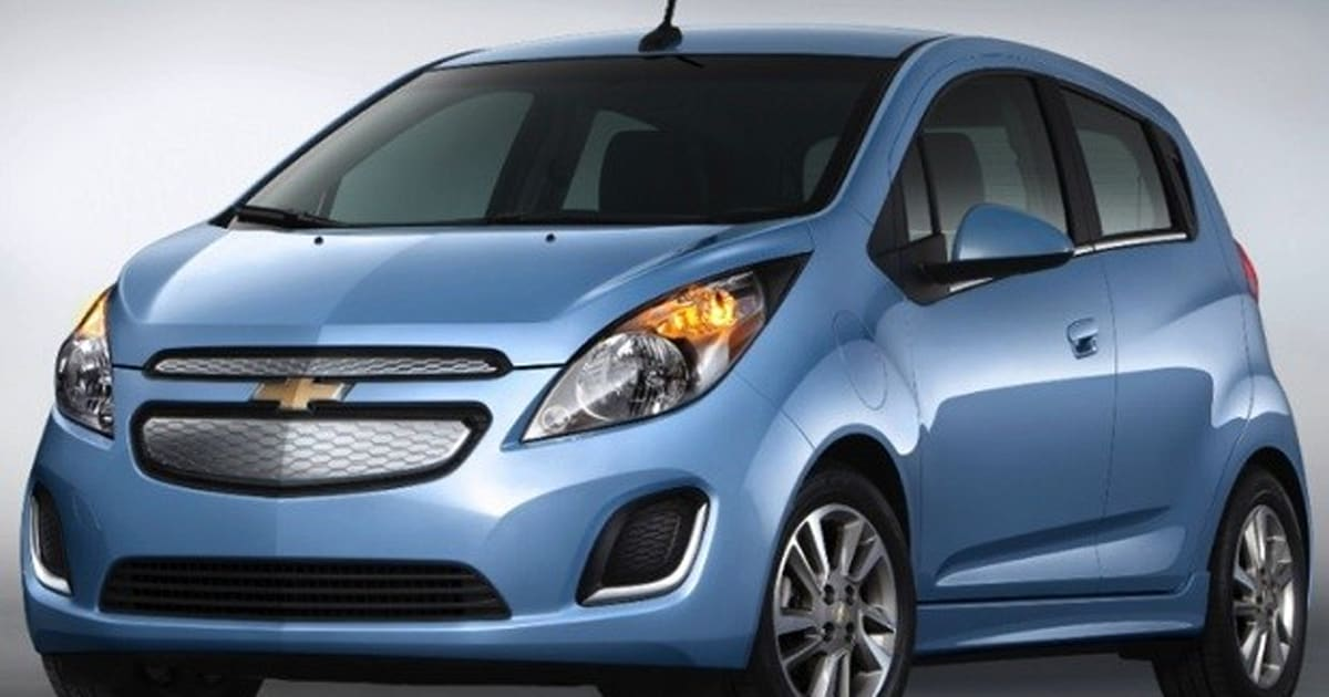 2014 Chevy Spark EV will retail for $27,495 before ...