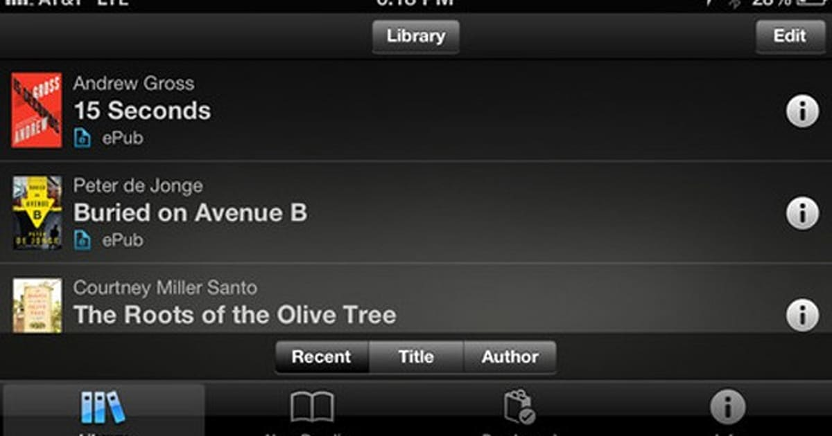 Sony's 'Reader' App finally re-launches on iOS, purchasing new books
