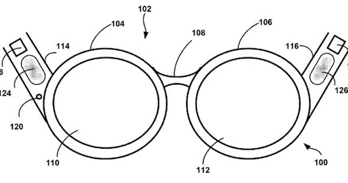 Google patent application reveals Glass-like device with
