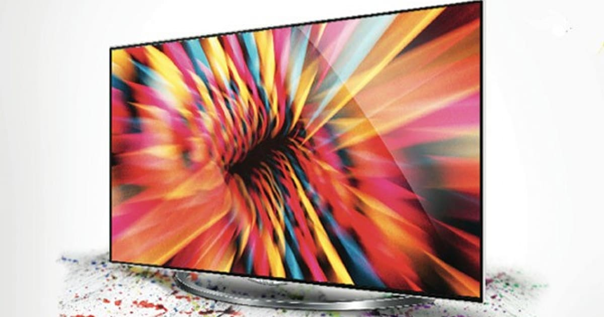 Hisense previews 2013 TV lineup that includes a 110-inch 4K