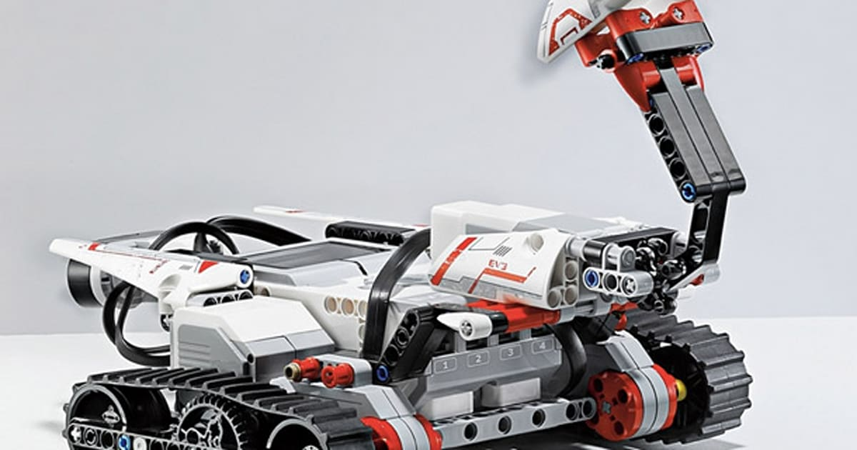 Lego Mindstorms Ev3 Arrives Tailored For Mobile Infrared And More