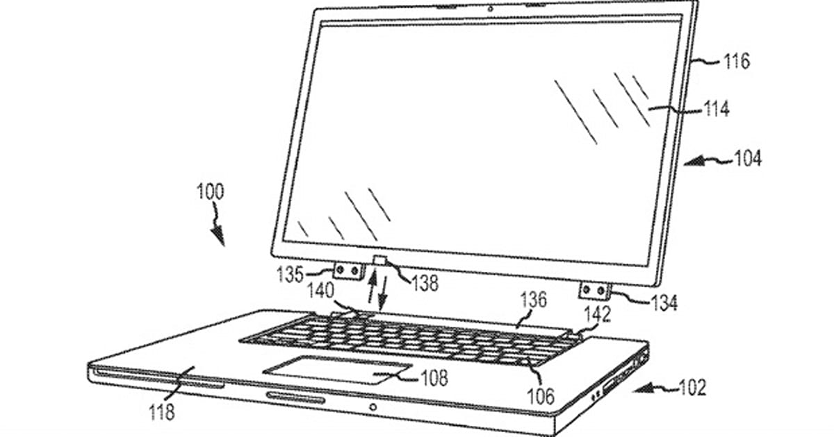 Apple tries for a patent on removable laptop touchscreens