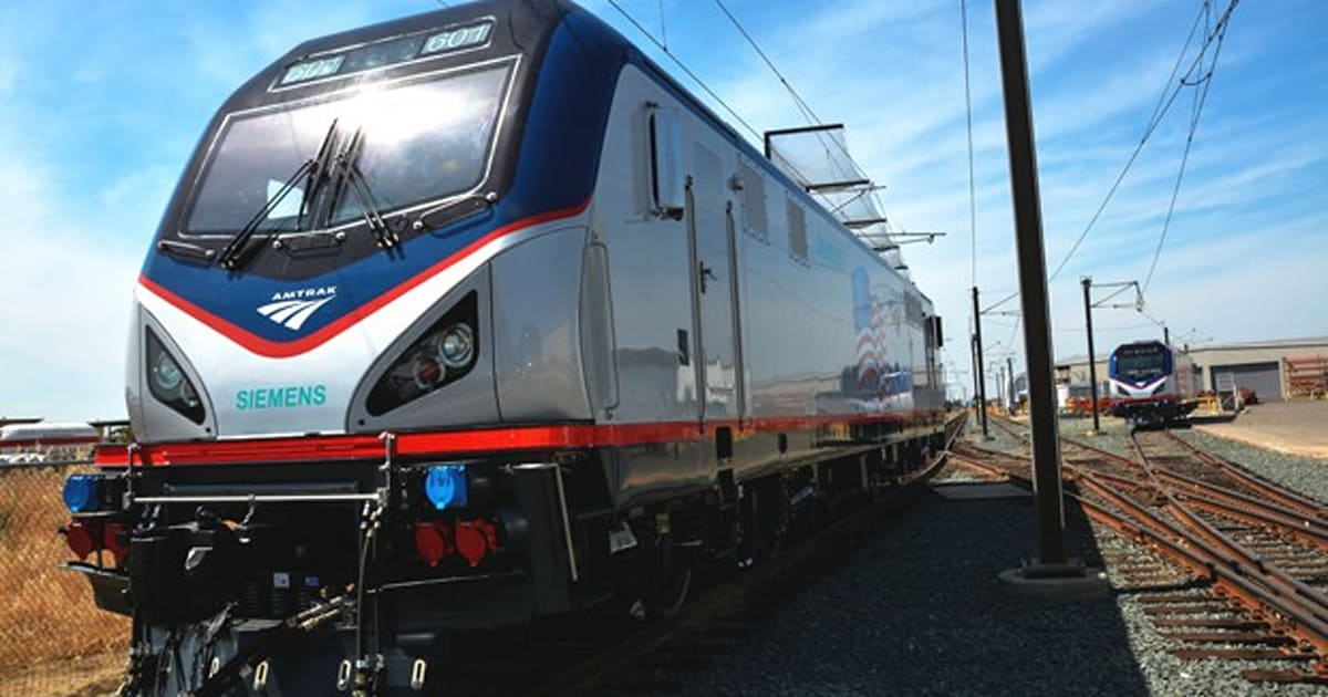 Amtrak To Roll Out High-efficiency Trains With