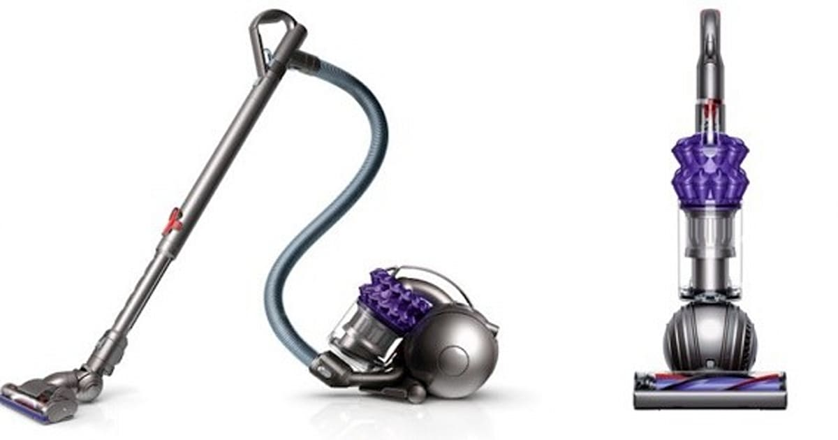 Dyson DC47 and DC50 Animal vacuums shrink in size but not in