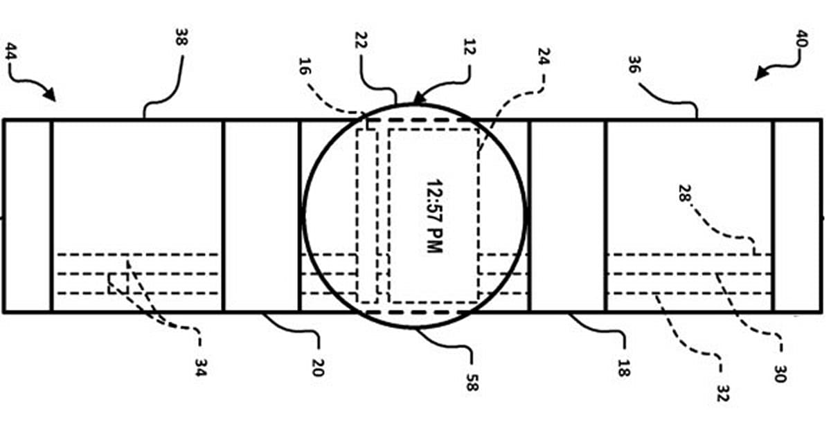 Google files patent for smartwatch with Glass-like