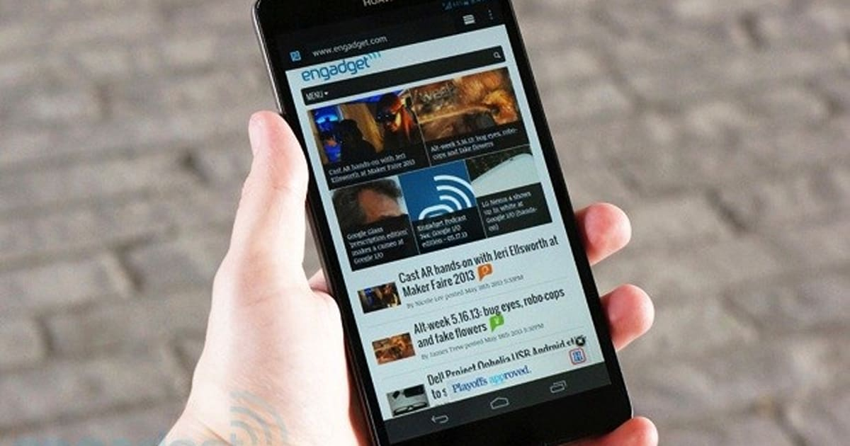 Huawei Ascend Mate review: a supersized phone with supreme