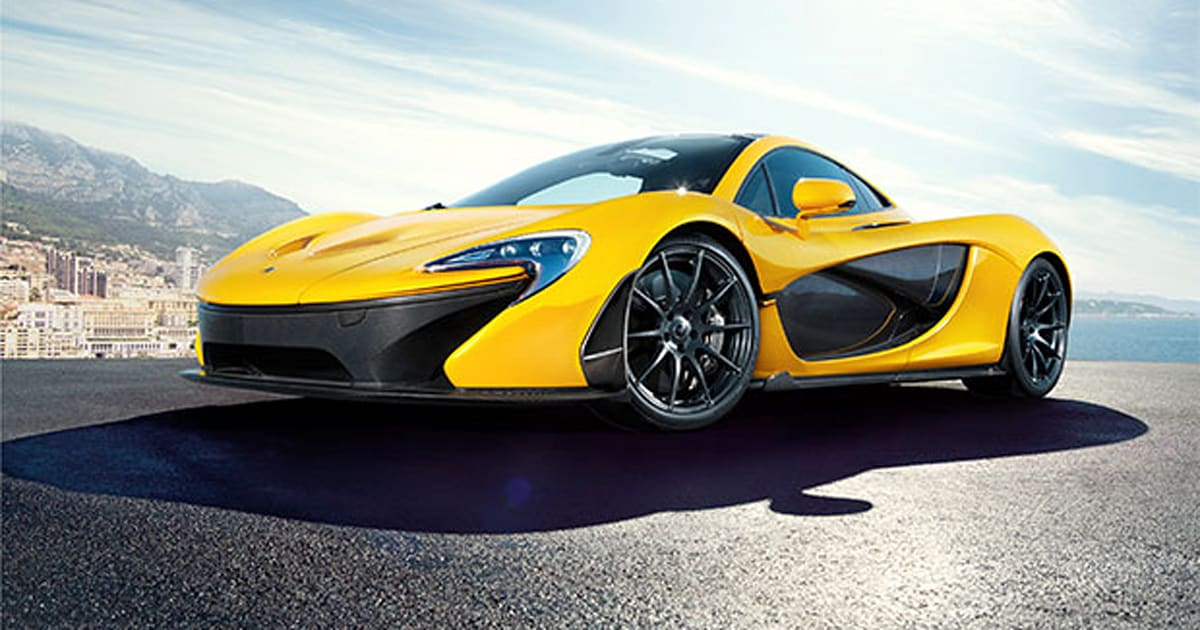 Making The Best Driver S Car In World A Closer Look At Mclaren P1 Hypercar