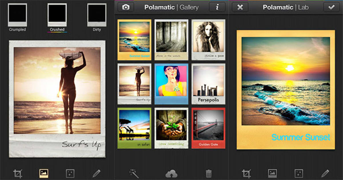 Polaroid\'s Polamatic app brings its unique brand of nostalgia to Android