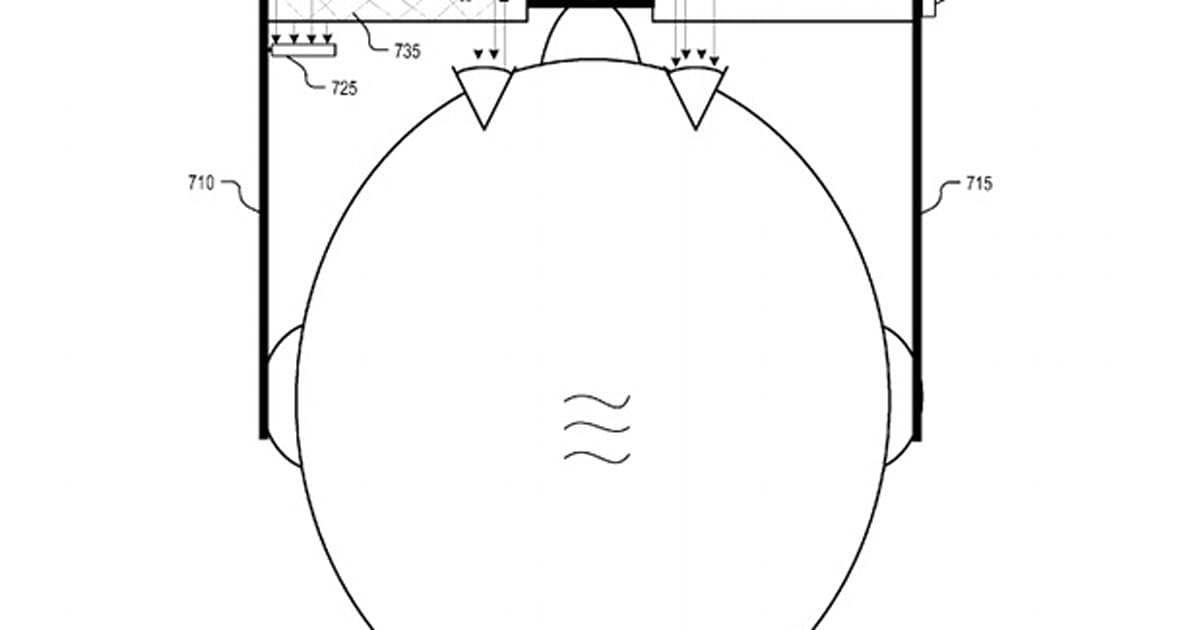 Google patent would track objects within your gaze