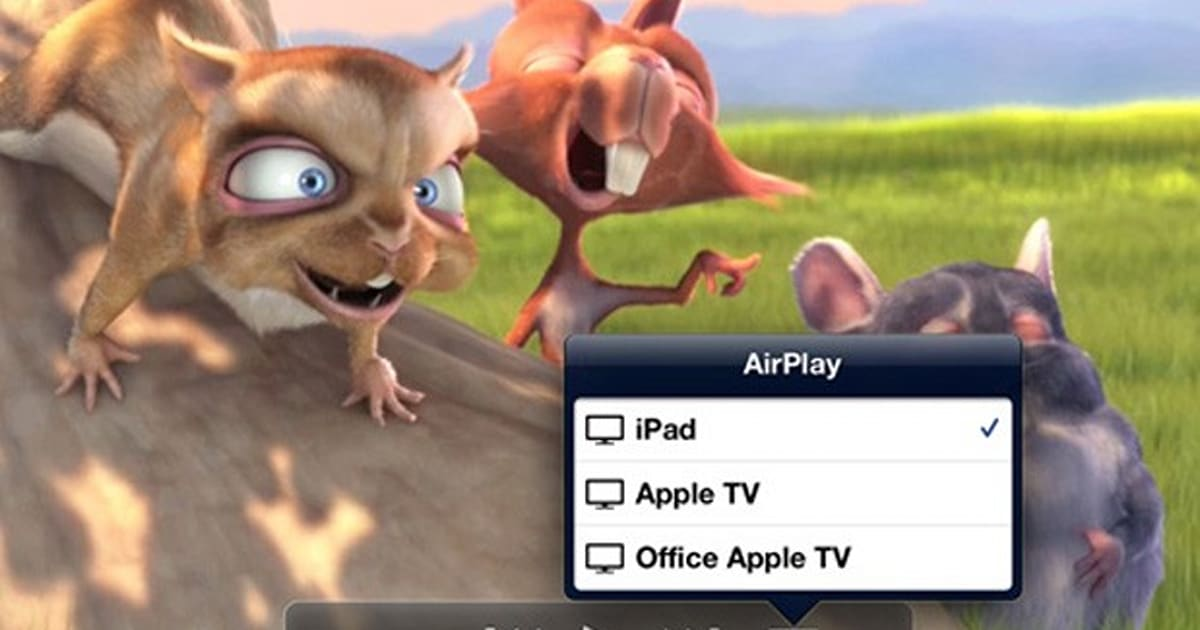 Infuse 1 3 for iOS adds AirPlay video streaming, web-based